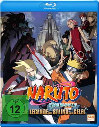 Naruto - The Movie 2 - Die Legende des Steins von Gelel (2005)