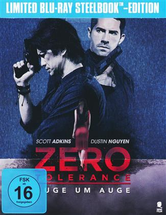 Zero Tolerance (2015) (Limited Edition, Steelbook)