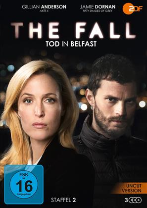 The Fall - Tod in Belfast - Staffel 2 (Uncut, 3 DVDs)