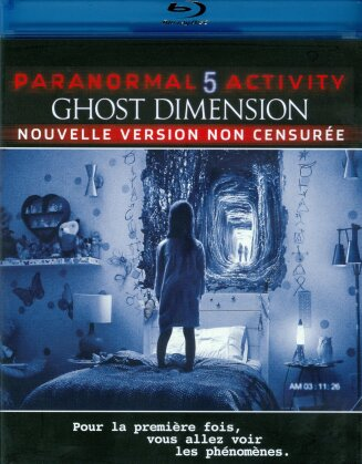 Paranormal Activity 5 - Ghost Dimension (2015) (Kinoversion, Langfassung)