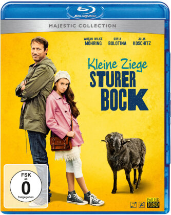 Kleine Ziege, sturer Bock (Majestic Collection)