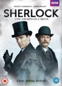 Sherlock - The Abominable Bride (2016) (BBC, Special Edition, 2 DVDs)