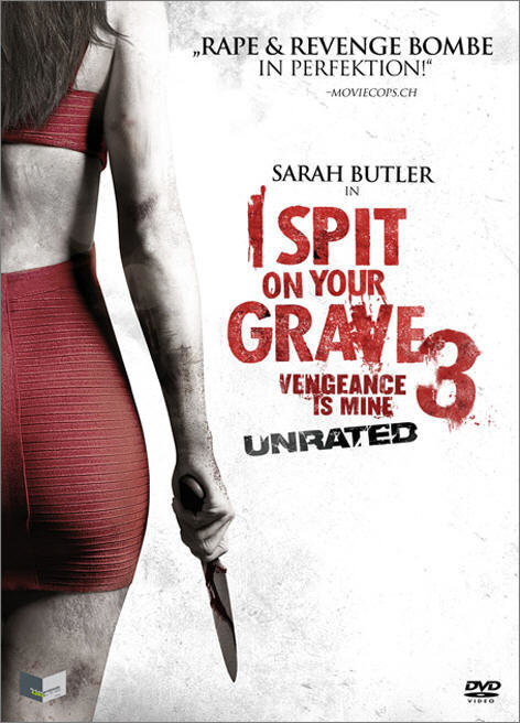 I Spit On Your Grave 3 (2015) (Neuauflage, Uncut, Unrated)