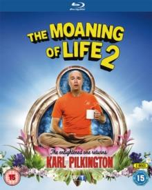 The Moaning of Life - The Worldly Wisdom of Karl Pilkington - Series 2 (2 Blu-rays)