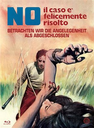 No, il caso e'felicemente risolto - Betrachten wir die Angelegenheit als abgeschlossen (1973) (Italian Genre Cinema Collection, Uncut, Digibook, Director's Cut, Edizione Limitata)