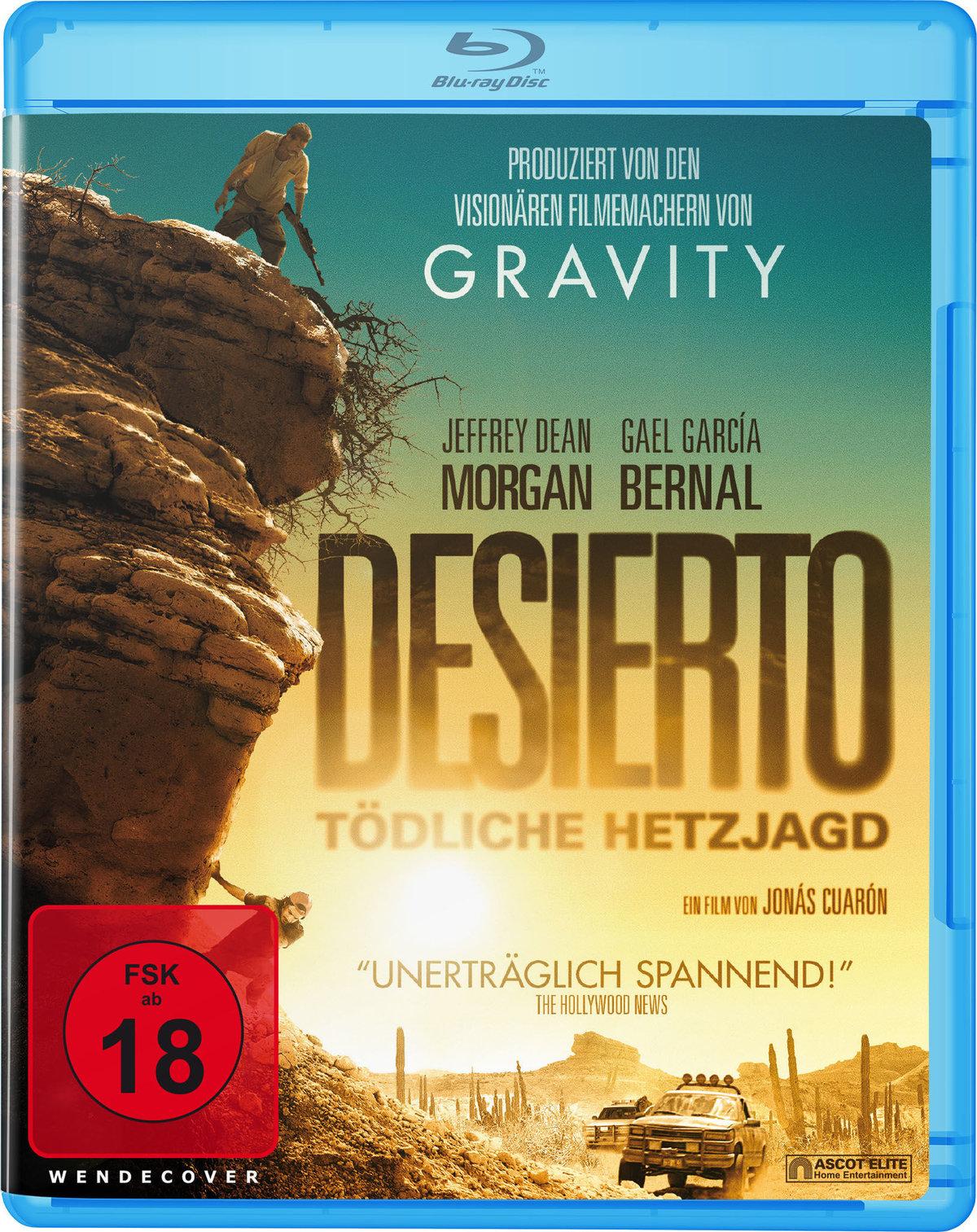 Desierto - Tödliche Hetzjagd (2015)