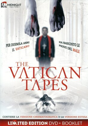 The Vatican Tapes (2015) (Edizione Limitata)