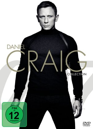 Daniel Craig Collection (4 DVDs)