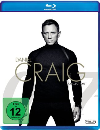 Daniel Craig Collection (4 Blu-rays)