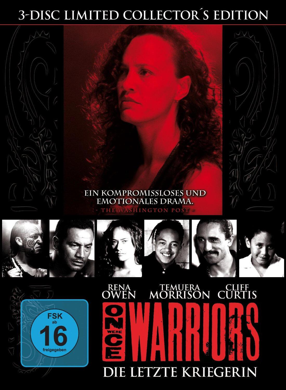 Once Were Warriors (1994) - Die letzte Kriegerin (Limited Edition, Mediabook, Blu-ray & 2 DVDs)