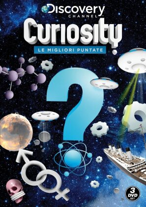 Curiosity - Le migliori puntate (Discovery Channel, 3 DVD)