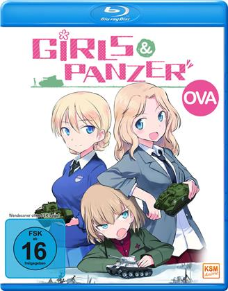 Girls & Panzer - OVA