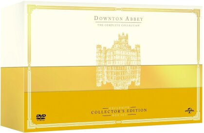 Downton Abbey - The Complete Collection - Series 1-6 (Collector's Edition, Limited Edition, 26 DVDs)