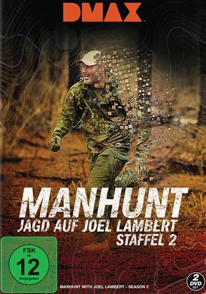 Manhunt - with Joel Lambert - Staffel 2 (DMAX, 2 DVDs)