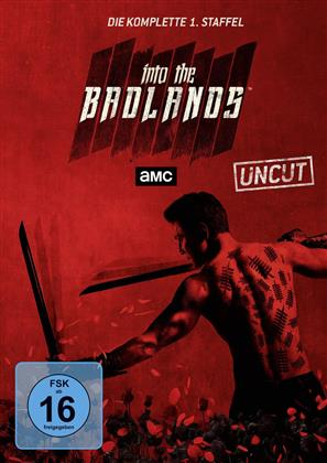 Into the Badlands - Staffel 1 (Uncut, 2 DVDs)