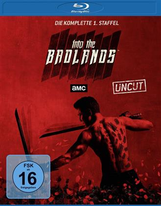 Into The Badlands - Staffel 1 (Uncut, 2 Blu-rays)