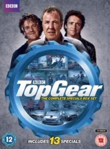 Top Gear - The Complete Specials Box Set (13 DVDs)