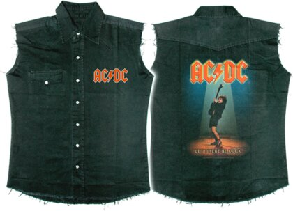 AC/DC - Let There Be Rock Workshirt