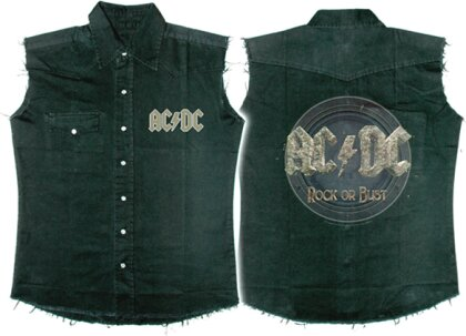 AC/DC - Rock or Bust Workshirt