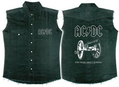 AC/DC - For Those About To Rock Workshirt