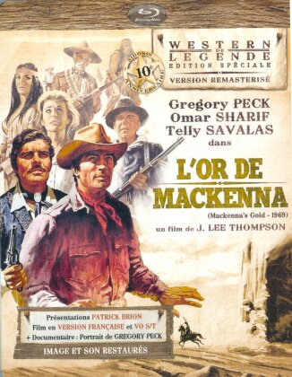 L'or de Mackenna (1969) (Western de Legende, Remastered)