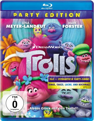 Trolls (2016) (Party Edition)