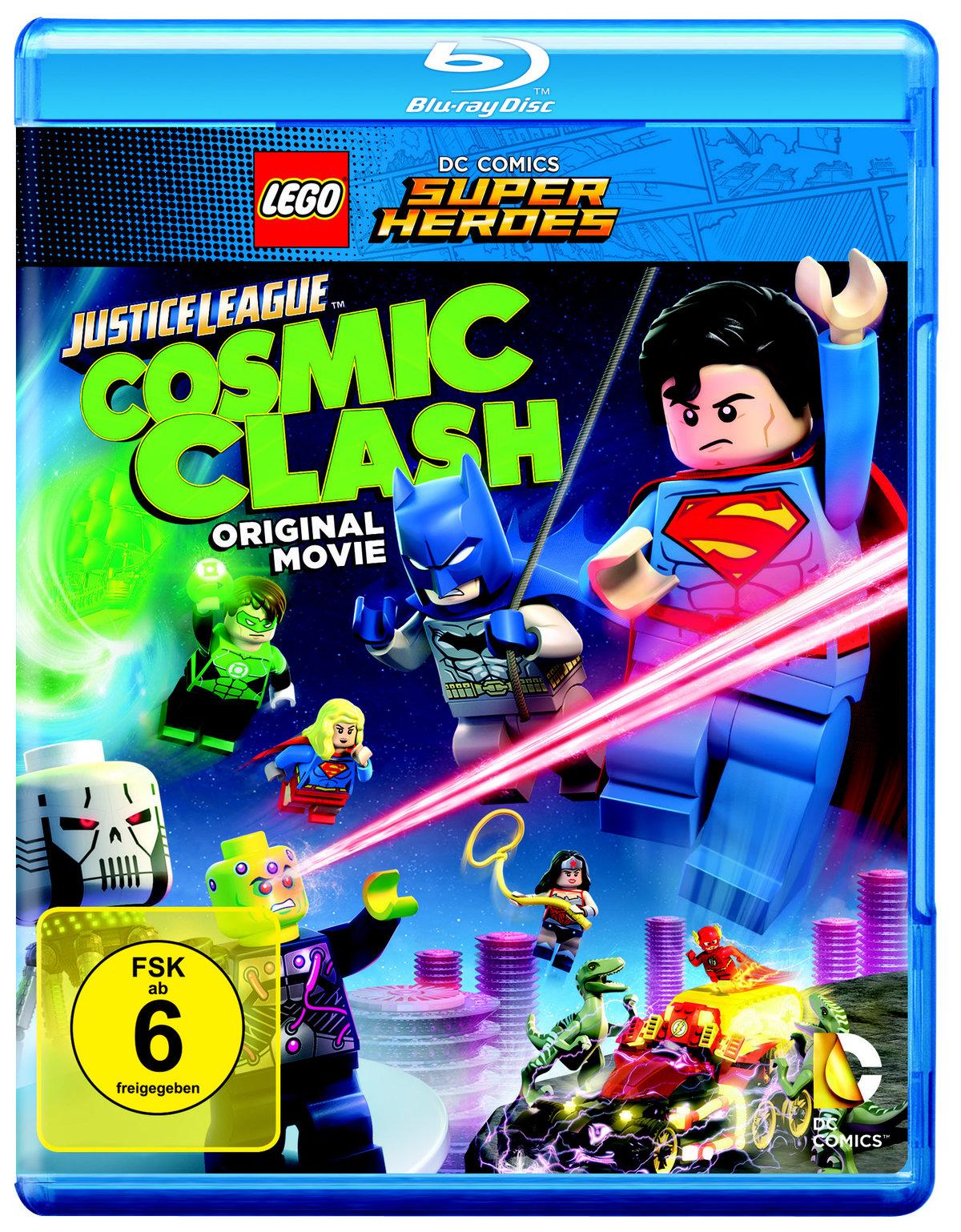 LEGO: DC Comics Super Heroes (2016) - Justice League: Cosmic Clash - Original Movie