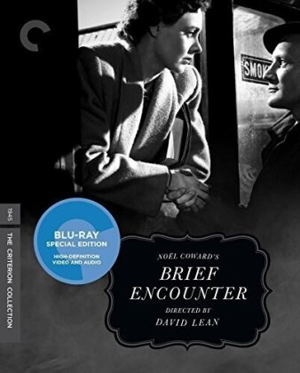 Brief Encounter (1945) (s/w, Criterion Collection)