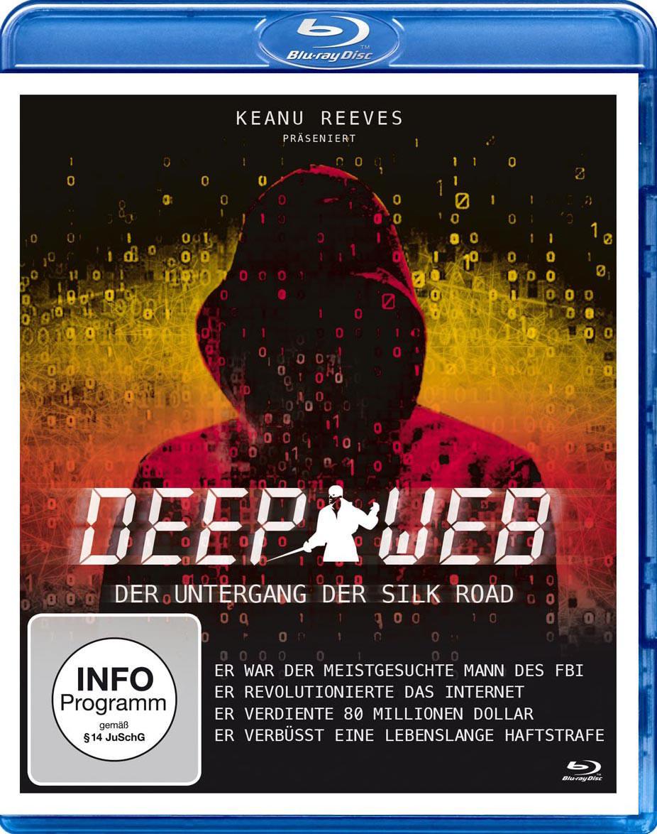 Deep Web - Der Untergang der Silk Road (2015)