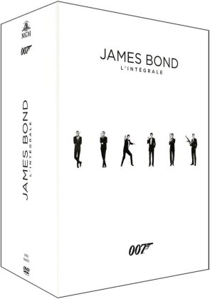 James Bond - L'Intégrale (Edizione Limitata, 24 DVD)