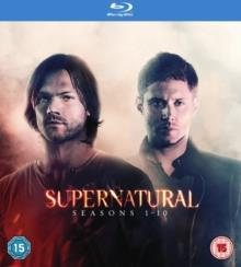 Supernatural - Seasons 1-10 (39 Blu-rays)