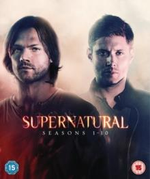 Supernatural - Seasons 1-10 (59 DVDs)