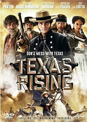 Texas Rising (2015) (3 DVDs)