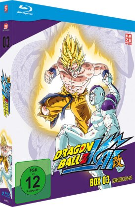 Dragon Ball Z Kai - Box 3 (2 Blu-rays)