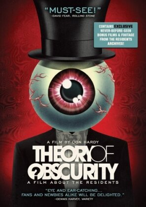 The Residents - Theory of Obscurity