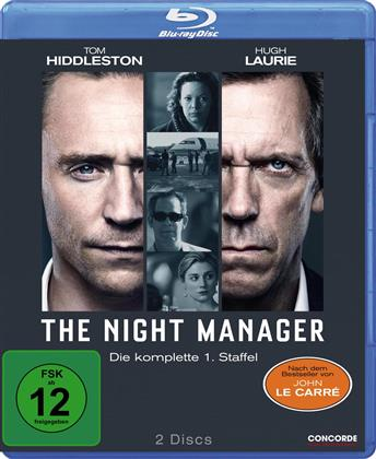 The Night Manager - Staffel 1 (2 Blu-rays)