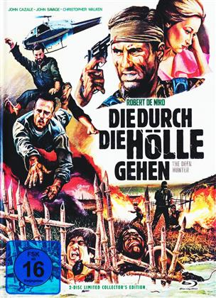 Die durch die Hölle gehen (1978) (Cover B, Collector's Edition, Limited Edition, Mediabook, Blu-ray + DVD)