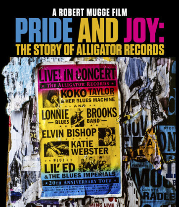 Pride And Joy - The Story of Alligator Records (1992)