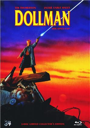 Dollman (1991) (Limited Collector's Edition, Mediabook, Blu-ray + DVD)