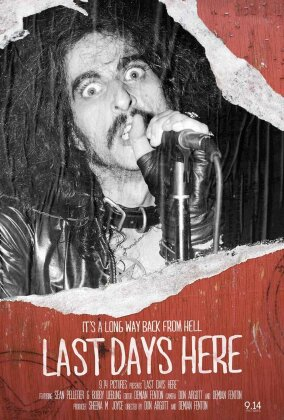 Pentagram - Last Days Here (Digibook, Inofficial)