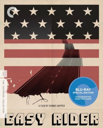 Easy Rider (1969) (Criterion Collection)