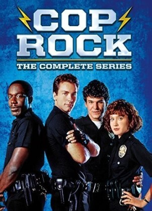 Cop Rock - The Complete Series (3 DVD)