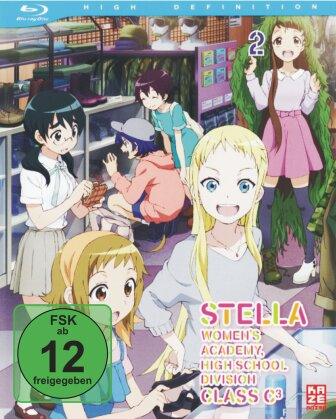 Stella Women's Academy - High School Division Class C3 - Vol. 2 (Digibook)