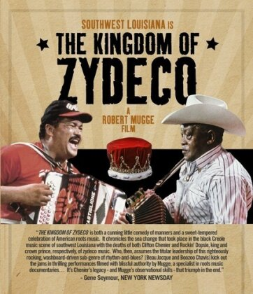 Various Artists - The Kingdom of Zydeco