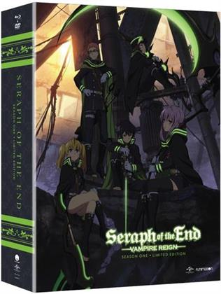 Seraph of the End: Vampire Reign - Season 1.1 (Limited Edition, 2 Blu-rays + 2 DVDs)