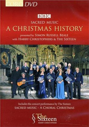 The Sixteen & Harry Christophers - Sacred Music - A Christmas History (BBC)