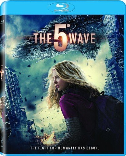 The 5th Wave (2016) (Blu-ray + DVD)