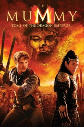 The Mummy - Tomb Of The Dragon Emperor (2008) (Deluxe Edition, 2 Blu-rays)
