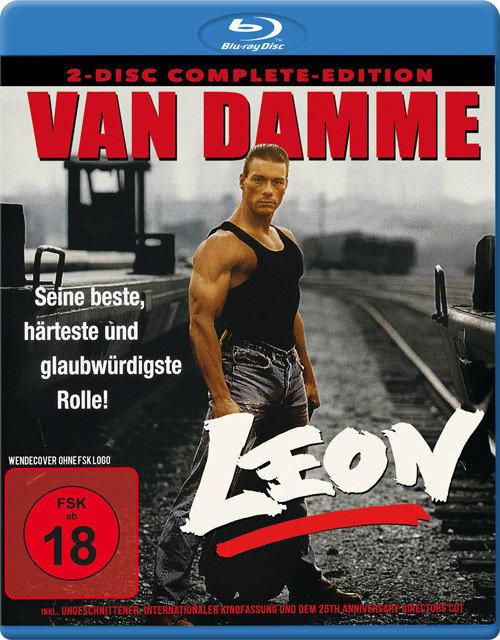 Leon (1990) - (Complete Edition, 25th Anniversary Edition, Director's Cut, Kinoversion, Uncut, 2 Blu-rays)
