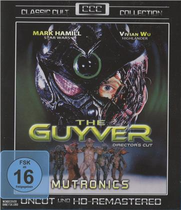 The Guyver (1991) (Classic Cult Collection, Remastered, Uncut)